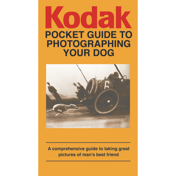 Daniel Aycock Kodak Guide to Photographing Your Dog