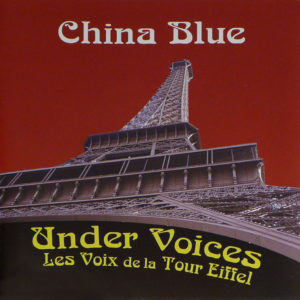 China Blue Under Voices