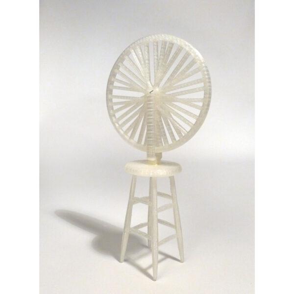 China Blue Duchamp Wheel