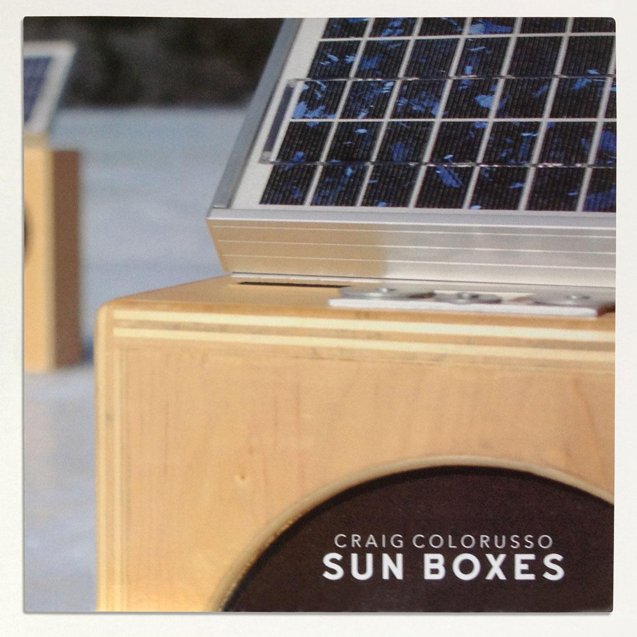 Craig Colorusso Sun Boxes 45