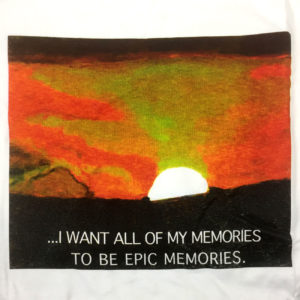 David Kramer Epic Tshirt