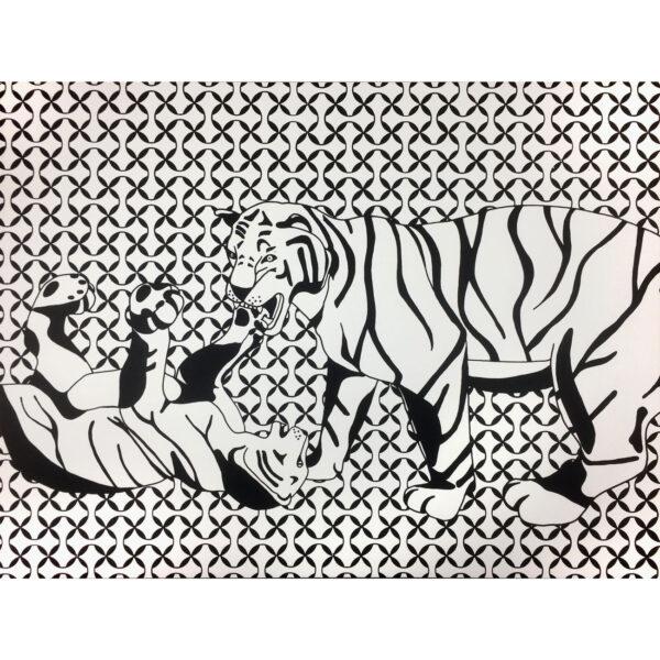 Emily Roz Tigers