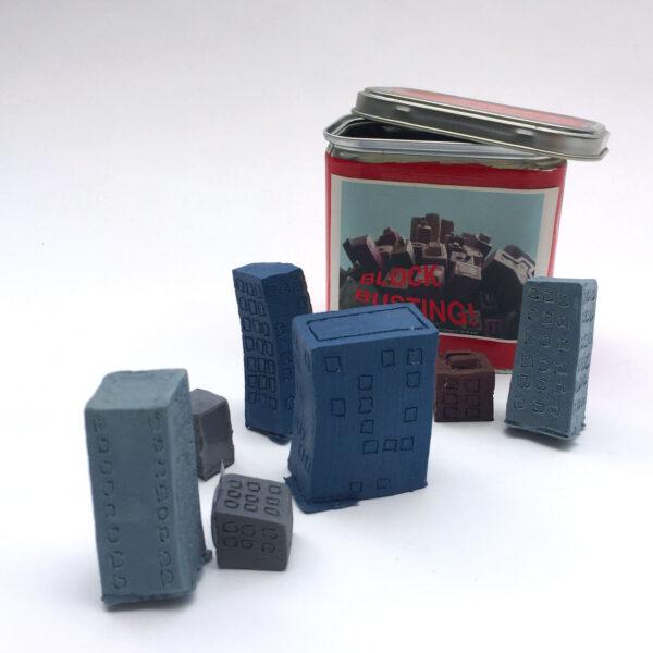 George Spencer Block Busting Kits