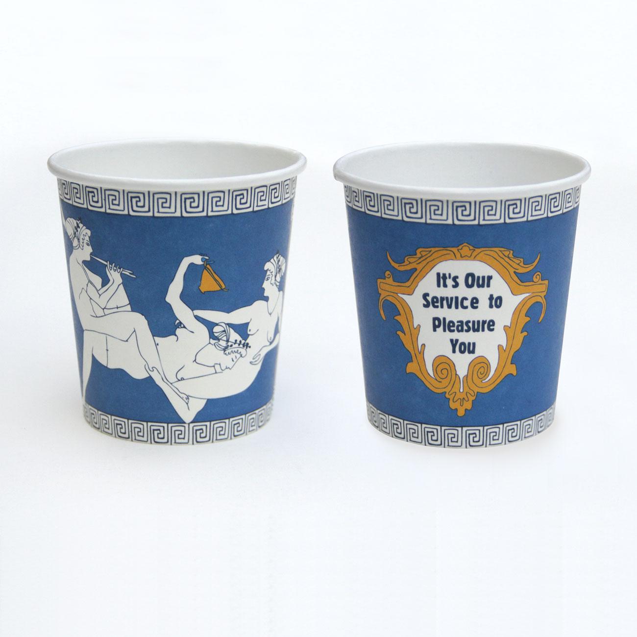 Christina Kelly Sapphic Coffee Cups