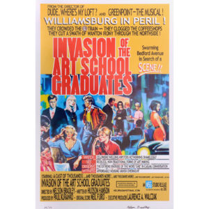 Nelson Bradley Invasion Art School