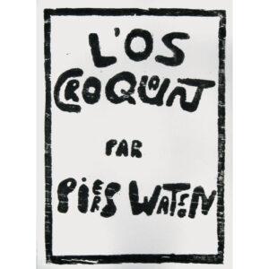 Piers Watson LOs Croquant