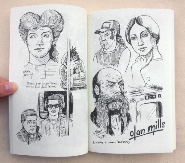 Richards White Sketchbook