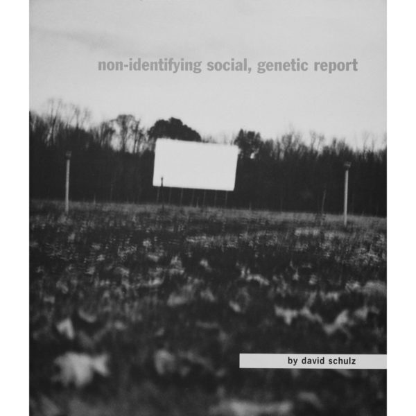 David Schulz Non Identifying Social Genetic Report