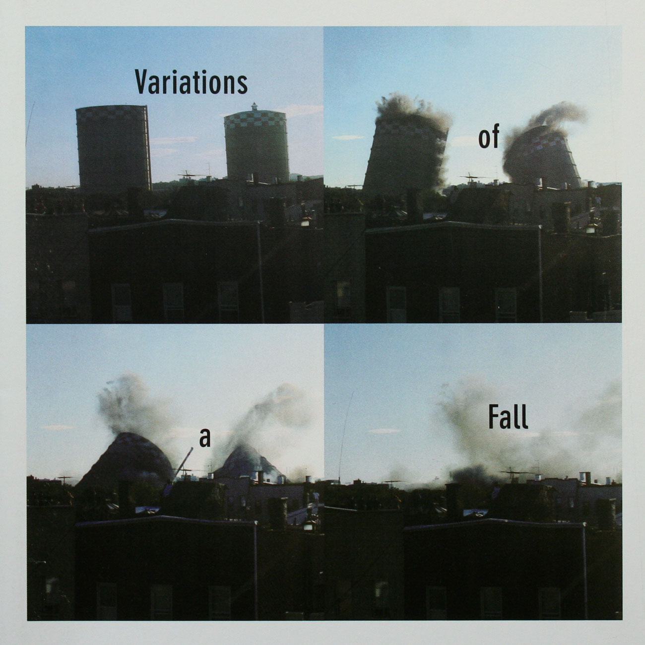David Schulz Variations on a Fall