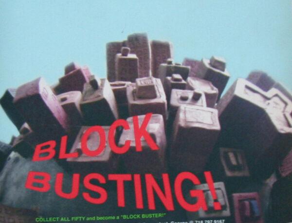 George Spencer, blockbusting