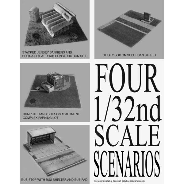 Gary Kachadourian Scenarios