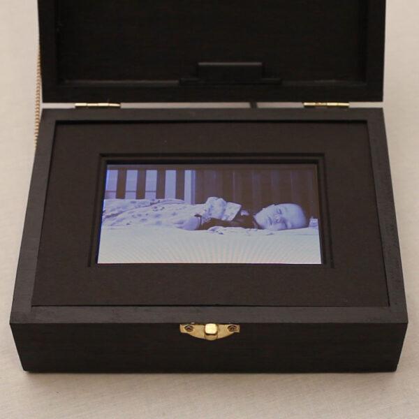 Stefanie Koseff video box Baby Monitor
